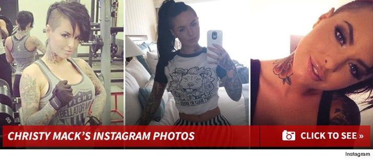 Christy Mack's Instagram Photos