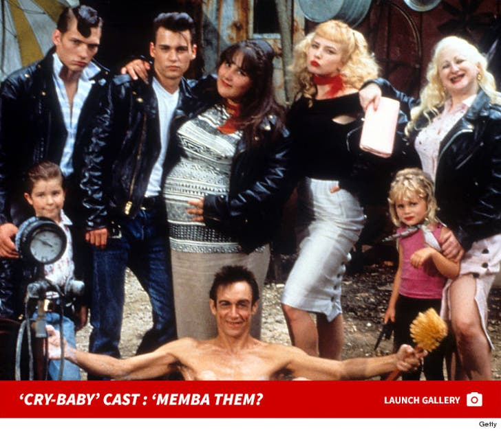 """Cry-Baby"" Cast : 'Memba Them!?"