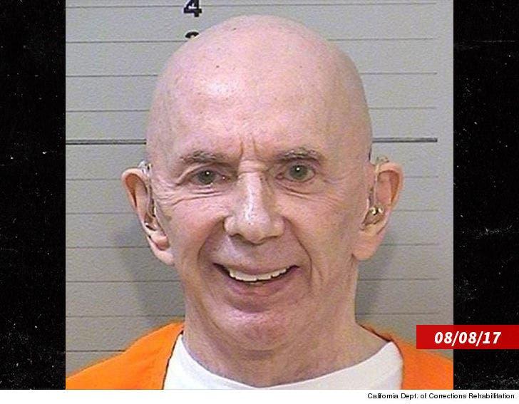 Phil Spector's New Prison Mug Shot Released, Now Totally ...