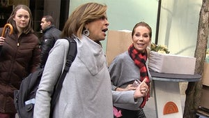 Kathie Lee Gifford Says Her Replacement on 'Today' Will Be Hoda Kotb's Pick