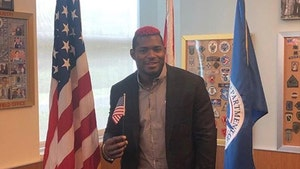 Yasiel Puig Becomes American Citizen Hours Before Red Sox Game