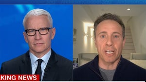 Chris Cuomo Says COVID-19 Feeling Like Flu So Far, Fears for His Family