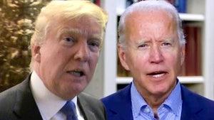 Trump Pushes Back On Tax Return, Biden Calls Him 'Worst President'
