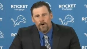 New Lions Coach Dan Campbell Gives Fiery Intro Speech, We'll Bite Off Knee Caps!
