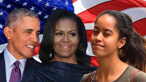 Barack and Michelle Obama Wish Malia Happy 23rd Birthday