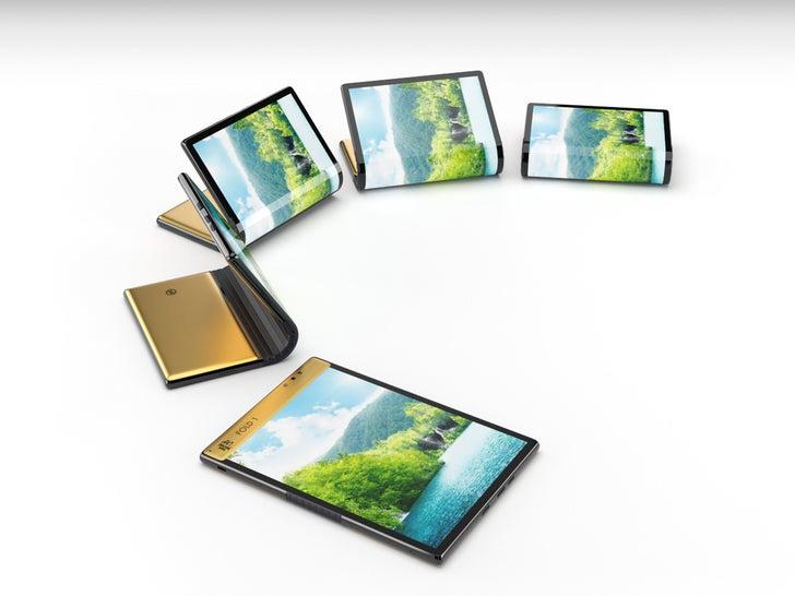 Escobar Inc -- The Folding Smart Phone