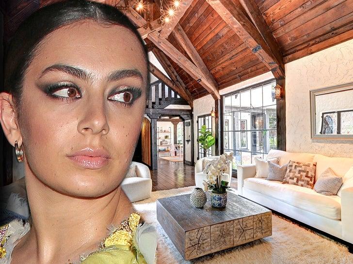 Charli XCX Lists L.A. English Tudor-Style Home