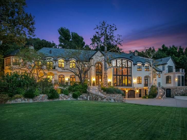 Gene Simmons Selling Renovated Beverly Hills Mansion