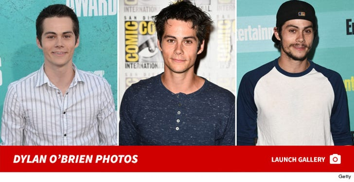 Dylan O'Brien -- Through the Years