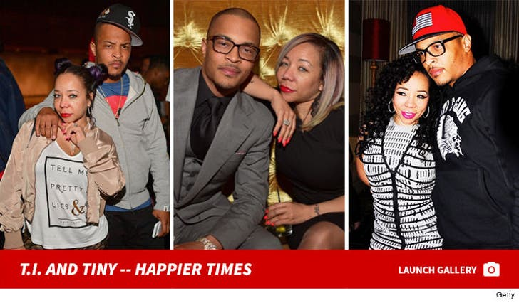 T.I. and Tiny Together