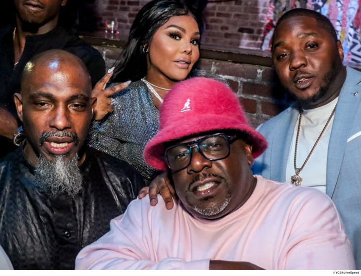 Lil' Kim and Lil' Cease Reunite to Celebrate Biggie's 47th ...