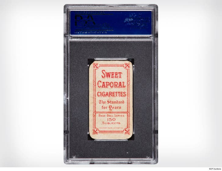 Ultra Rare 110 Yr Old Honus Wagner Baseball Card Sells For 12