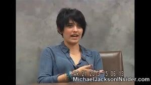 Paris Jackson -- The Nanny Would Sneak Into Michael Jackson's Bed