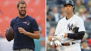 Tom Brady Vs. Alex Rodriguez -- Who'd You Rather ... Cheat With?