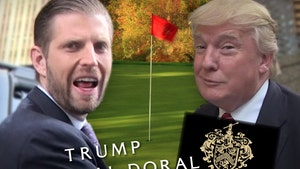 Trump Golf Courses Reopen in L.A., Miami, Eric Trump Says
