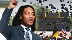 Waka Flocka Flame Giving Commencement Speech at Chicago High School