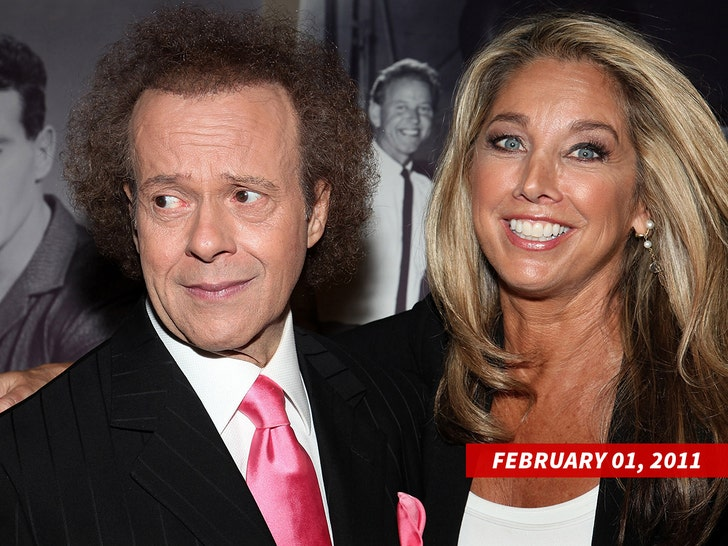 Denise Austin Says Richard Simmons Is Doing Well, Shares Home Workouts 2