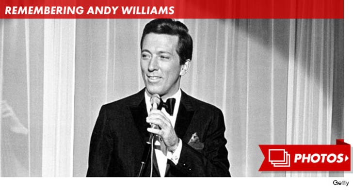 Remembering Andy Williams