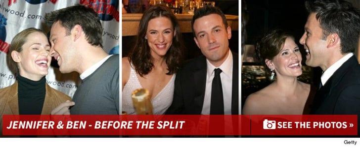 Ben Affleck and Jennifer Garner Together