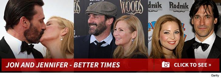 Jon and Jennifer - Better Times