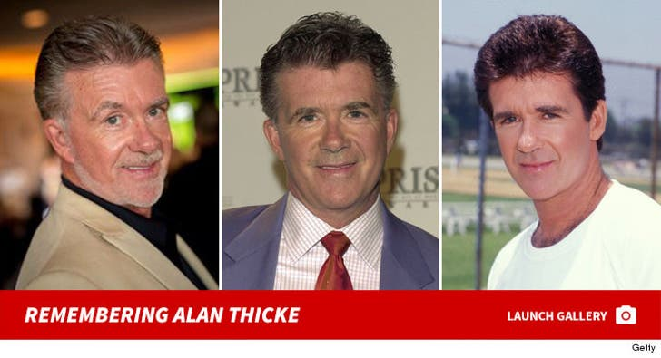 Remembering Alan Thicke