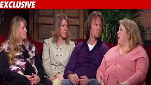 'Sister Wives' Fam -- We're Moving to Nevada!!