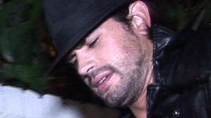 Lorenzo Lamas' Son -- Arrested for DUI