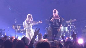 Paramore's Hayley Williams Invites Fan to Sing Onstage, Bows Down to Her!!!