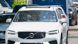 Leonardo DiCaprio Cruises L.A. Like a True Volvo Environmentalist