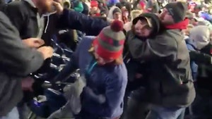 Patriots Fans Fight Each Other In Stands After Losing to Chiefs