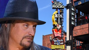 Kid Rock Nashville Bar's Beer Permit Suspended for Violating COVID Guidelines
