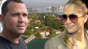 Jennifer Lopez & Alex Rodriguez Star Island Move Has Rich Folks Stoked