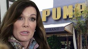Lisa Vanderpump's Restaurants Sued for Unpaid Produce