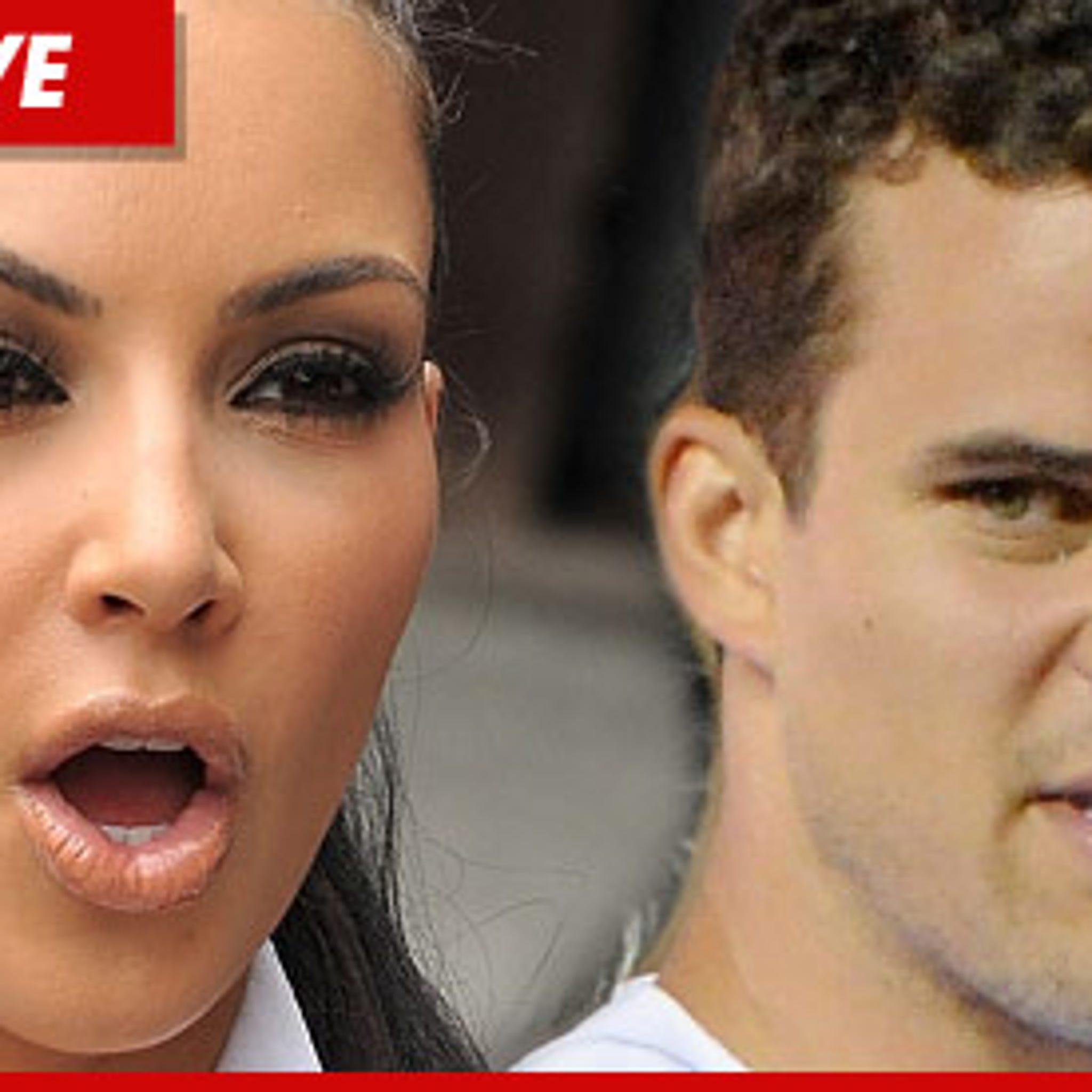 Kim Kardashian & Kris Humphries -- The Bitter Prenup Bickering