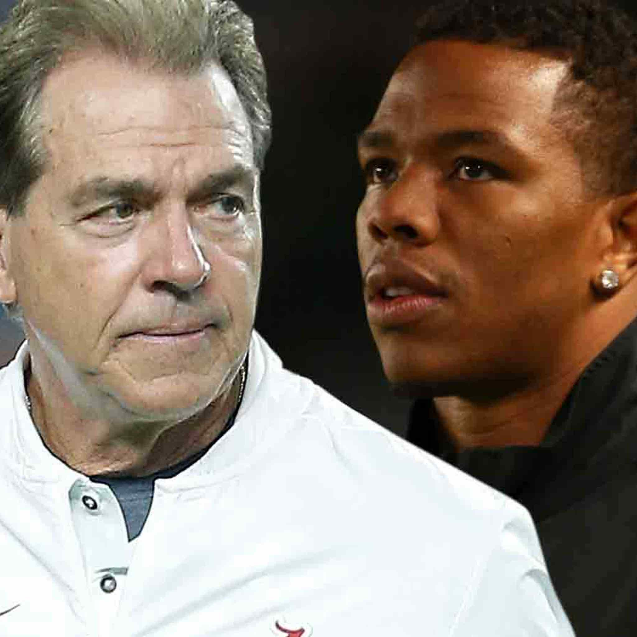 Nick Saban Has Ray Rice Speak To Alabama Players About 'How To Treat' Women