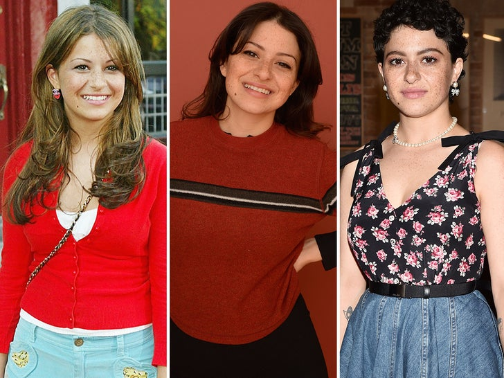 Alia Shawkat Through The Years