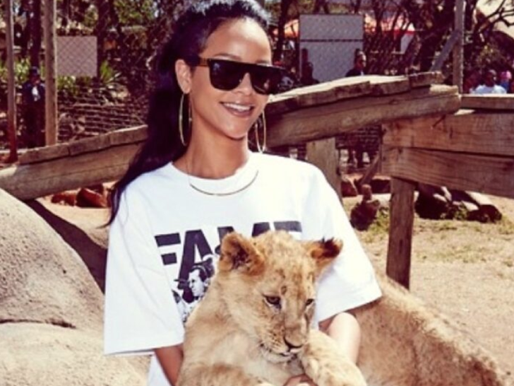 Wildin' Out Celebs With Exotic Animals