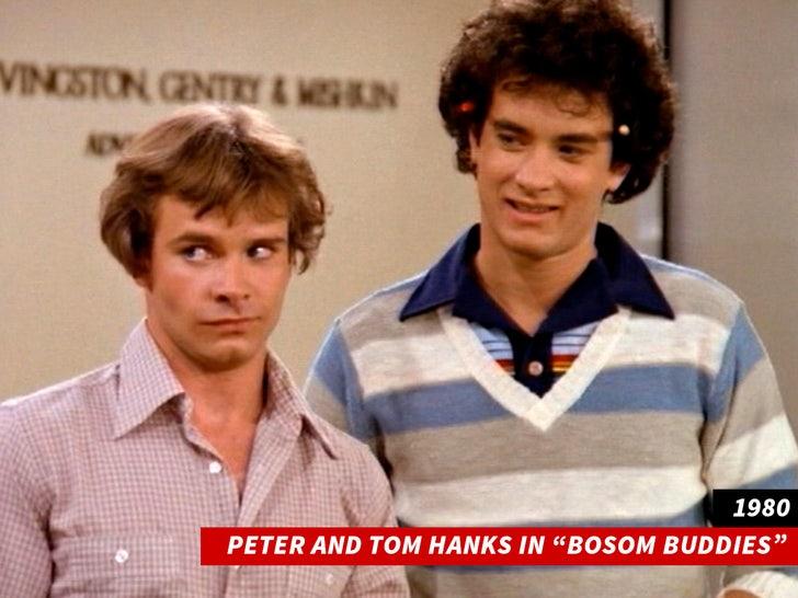 peter scolari tom hanks bosom buddies