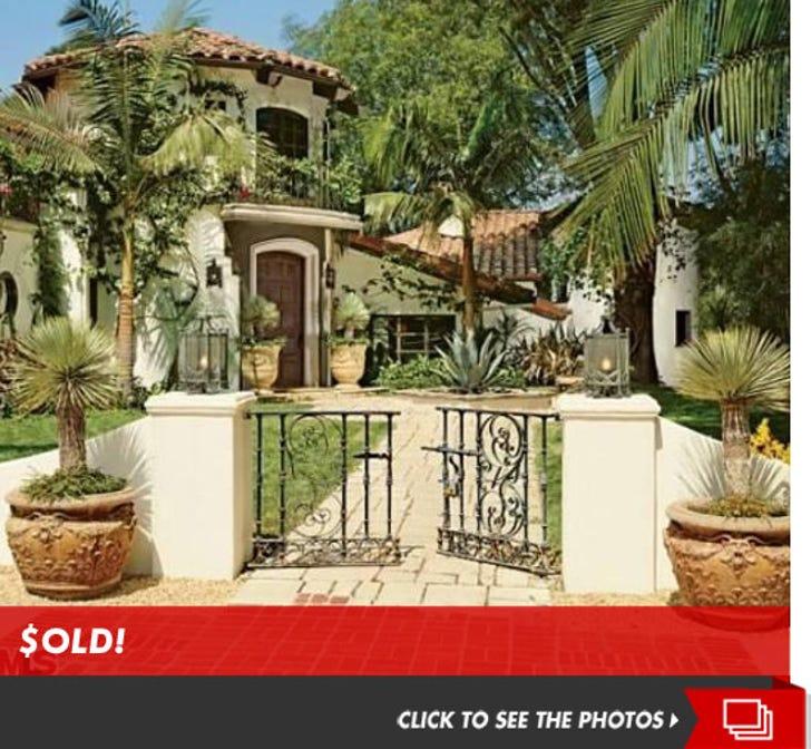 Ryan Seacrest's House -- $old!