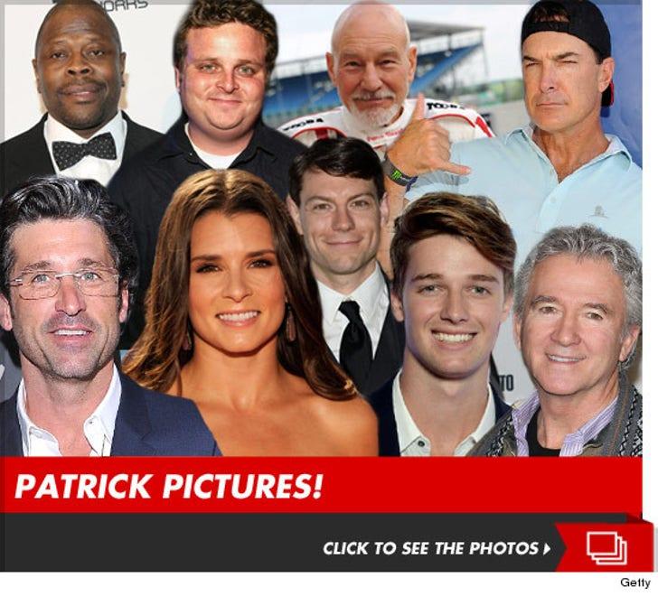 Patron Saints of Hollywood -- Stars Named Patrick!