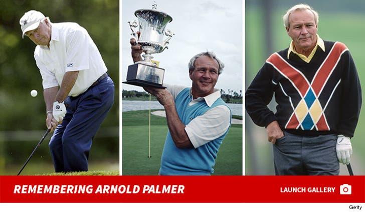 Remembering Arnold Palmer