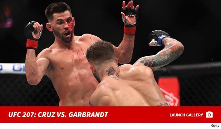 UFC 207: Dominick Cruz vs. Cody Garbrandt