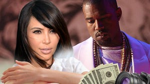 Kim Kardashian & Kanye West -- North West's Mug NOT For Sale