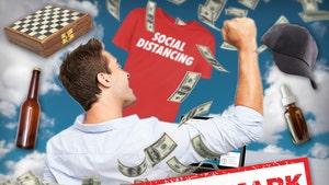 'Social Distancing' Trademark Applications Surge