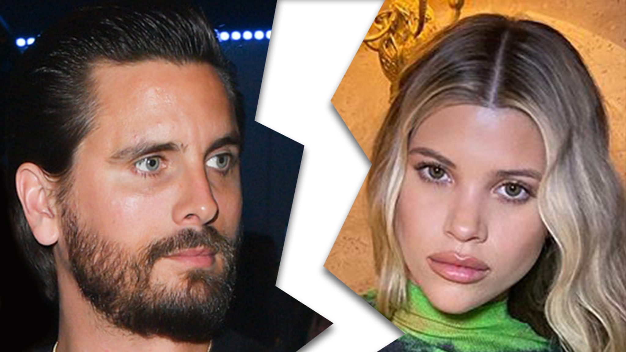 Scott Disick & Sofia Richie Officially Split ... We Can't Work it Out