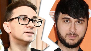 'Project Runway' Star Christian Siriano Files for Divorce from Husband