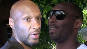 Lamar Odom Says He Called Kobe Bryant To Bail Him Out Of Gambling Debt