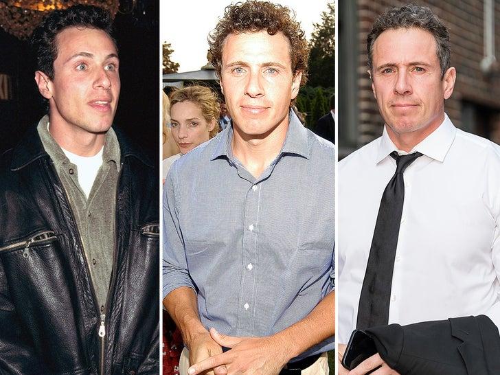 Chris Cuomo Through The Years