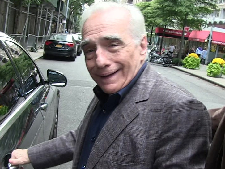 Martin Scorsese's daughter wraps her father's gifts with Marvel superheroes