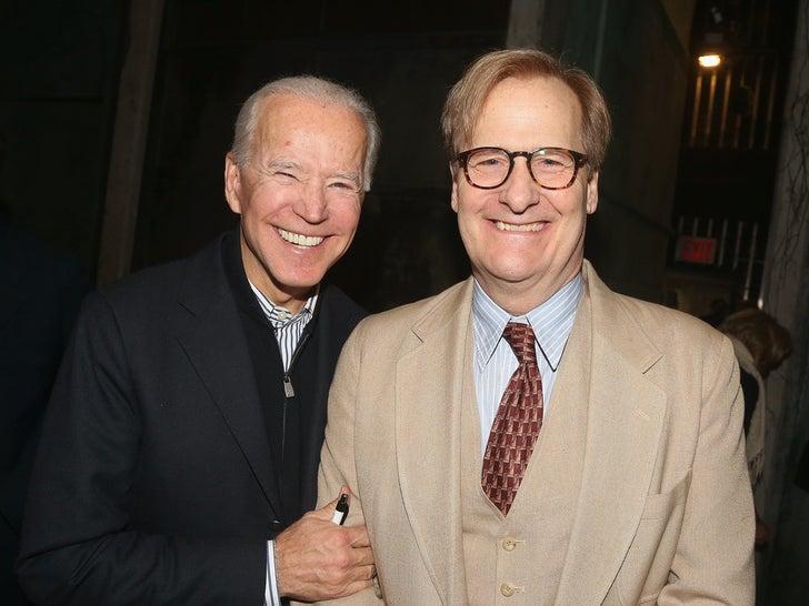 Celebrities With Joe Biden